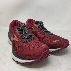 Brooks Women Adrenaline GTS20 Red/Gold 1202961B639